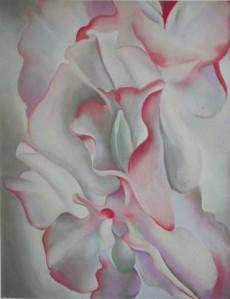 onverzadigde kleuren, abstract en realisme